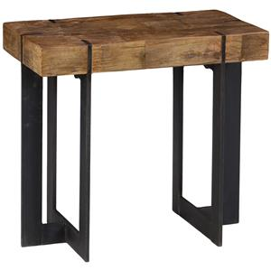 """Classic Home Erikson End Table 26"""""""