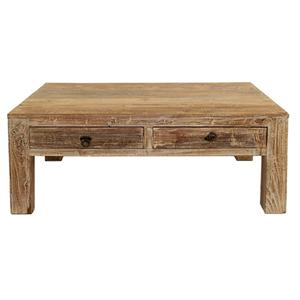 Classic Home Hampton  2 Drawer Coffee Table