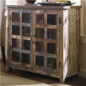Classic home furniture reclaimed wood Gifts Vintage Print Block Cabinet Brownsville Classic Home Vintage Reclaimed Wood Carved Panel Small Cabinet