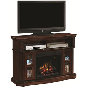 Morris Home Furnishings Claxton Claxton 2 Piece Fireplace