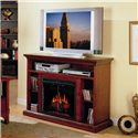 ClassicFlame Beverly  Home Theater Fireplace Cabinet