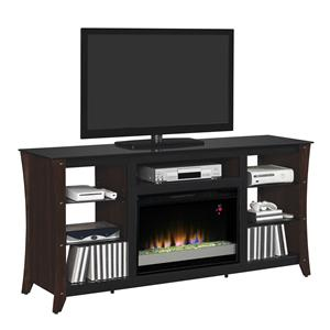 "ClassicFlame Marlin 66"" Media Mantel"