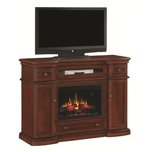 ClassicFlame Montgomery Fireplace Media Mantel