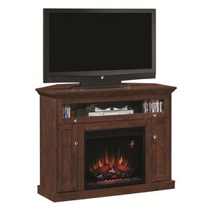 ClassicFlame Windsor Media Fireplace Mantel