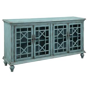 Coast to Coast Imports Accents by Andy Stein Media Credenza