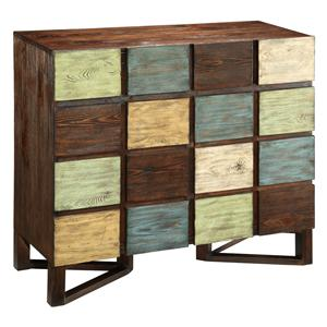 Coast to Coast Imports Accents by Andy Stein 2 Drawer 2 Door Chest