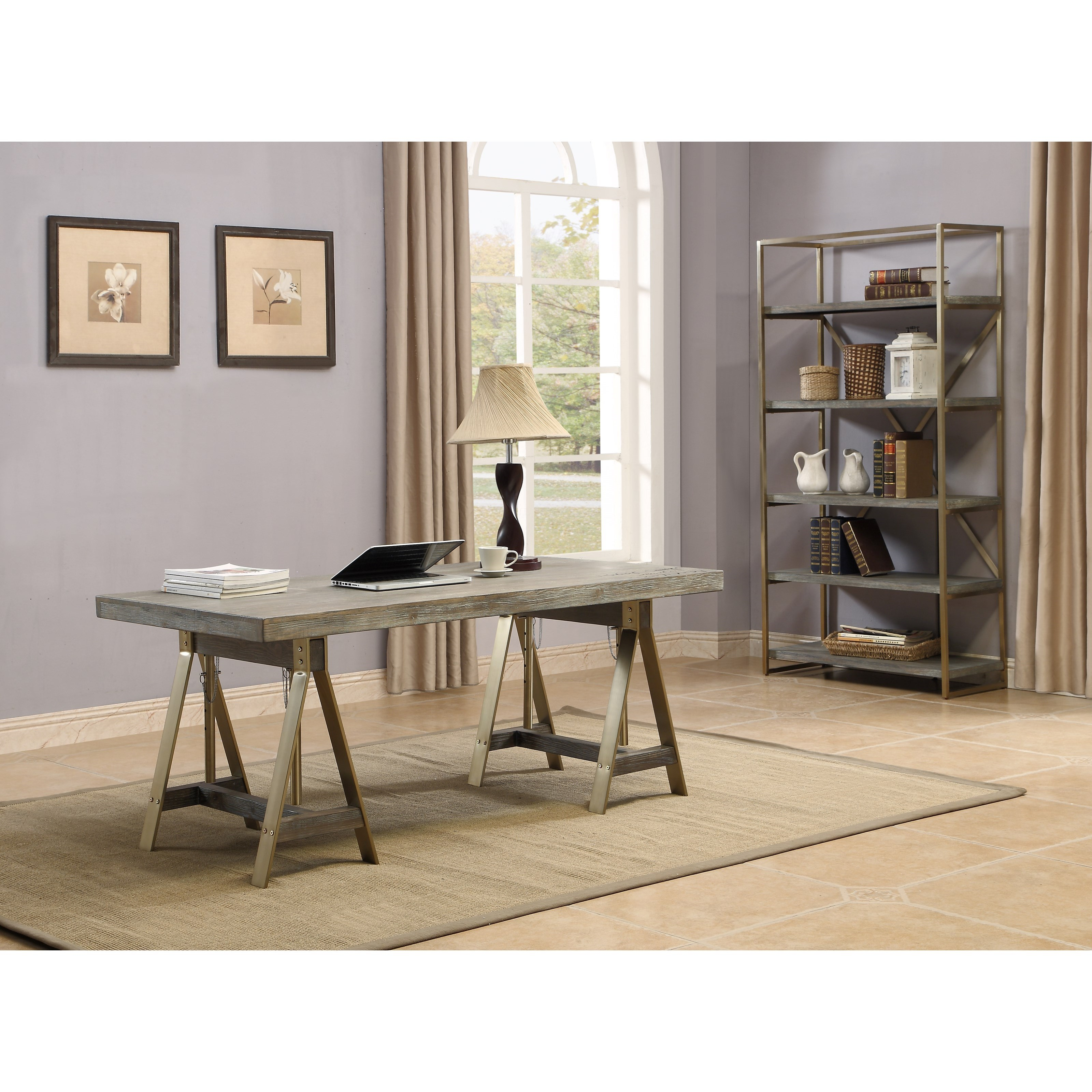 adjustable dining table   desk adjustable dining table   desk by coast to coast imports   wolf      rh   wolffurniture com