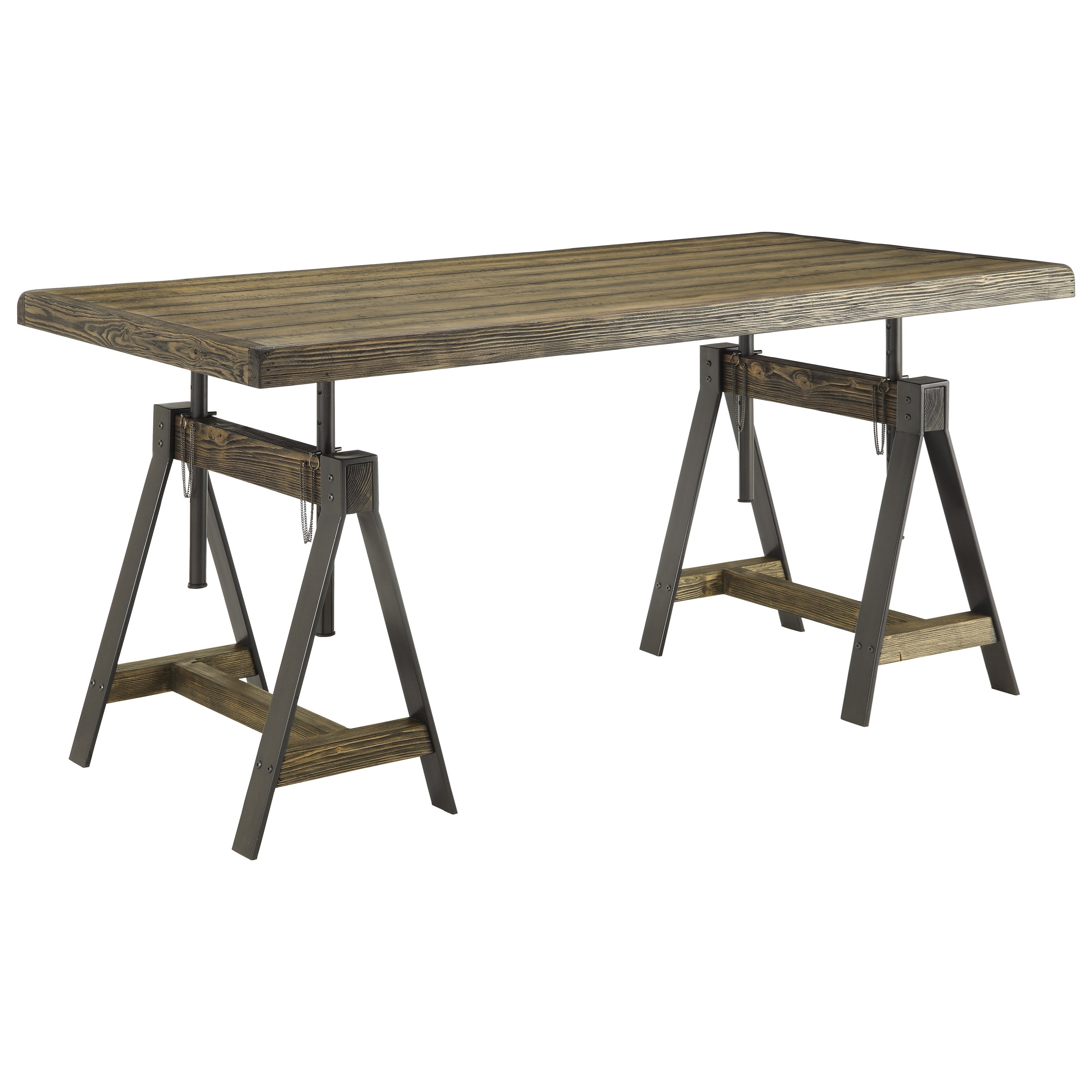 Camden Adjustable Height Writing Desk / Dining Table