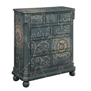 Coast to Coast Imports Coast to Coast Accents Seven Drawer Chest
