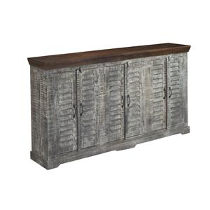 Coast to Coast Imports Coast to Coast Accents Six Door Sideboard
