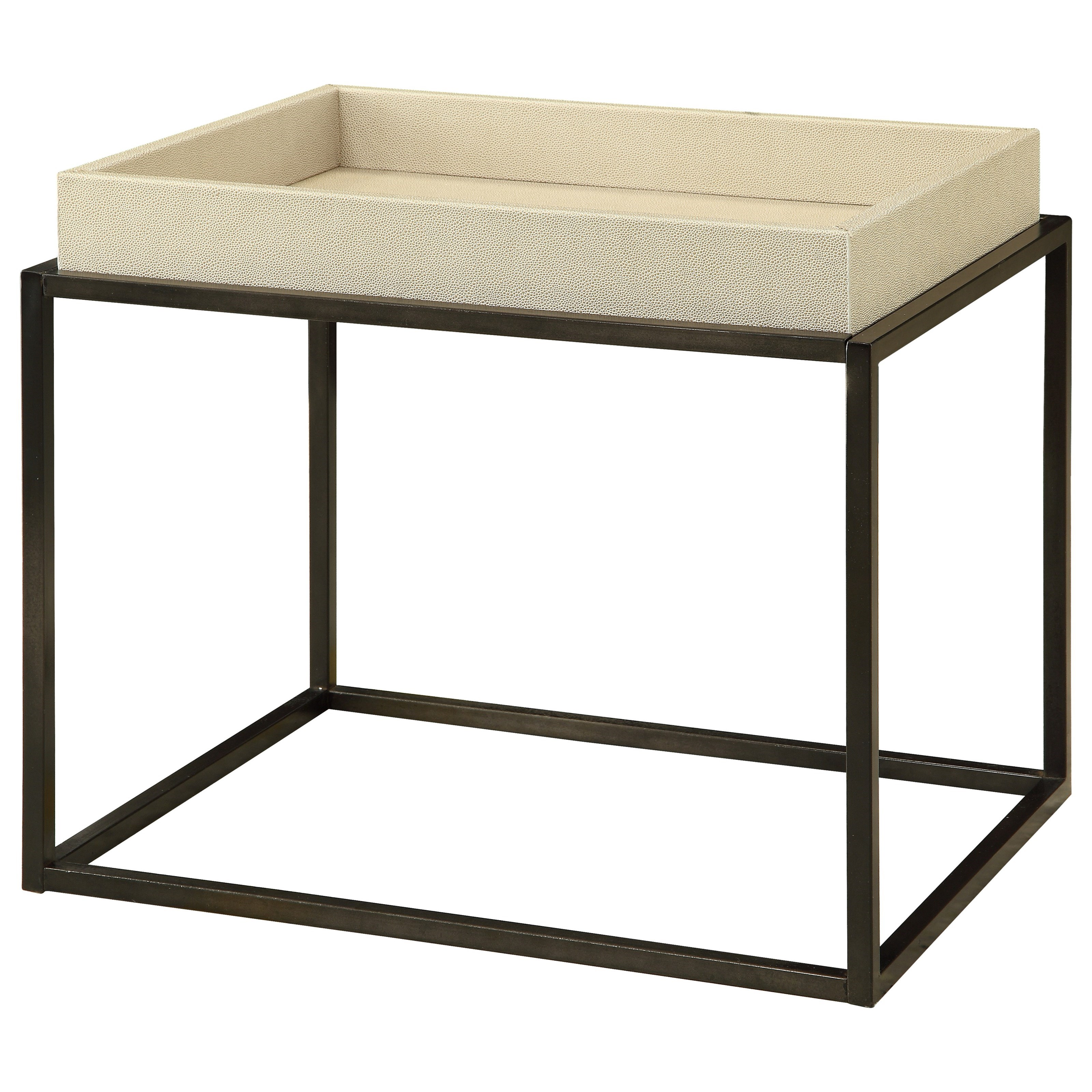 Tray Top End Table by Coast to Coast Imports