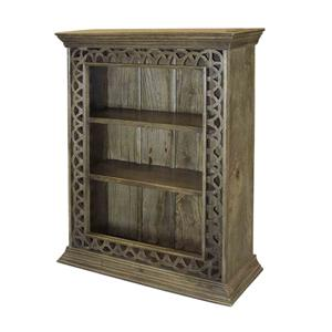 Coast to Coast Imports CSTC 2 Shelf Bookcase