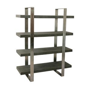 Coast to Coast Imports Jadu Accents Etagere 4 Shelves