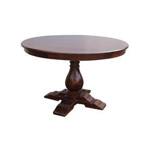 Coast to Coast Imports Jadu Accents Round Dining Table
