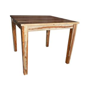 Coast to Coast Imports Jadu Accents Dining Table Counter Height