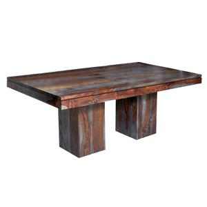 Coast to Coast Imports Jadu Accents Zamora Dining Table