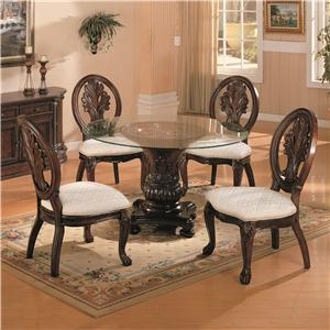 Coaster Tabitha 5 Piece Dining Set