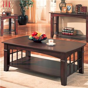 Coaster Abernathy Coffee Table