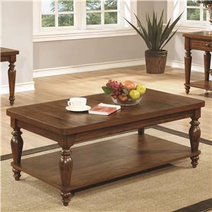 Coaster 70357 Coffee Table