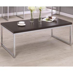 Contemporary Rectangular Coffee Table