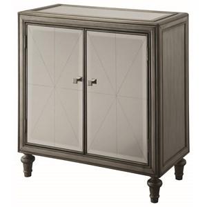Glamorous Mirrored Wine Cabinet
