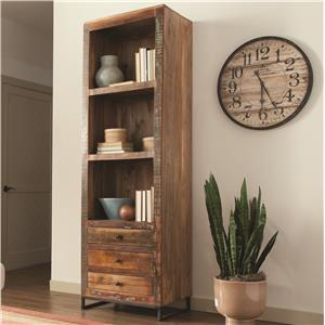 Coaster Accent Cabinets Bookcase
