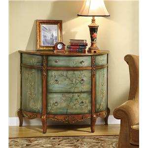 Coaster Accent Cabinets Antique Accent Cabinet
