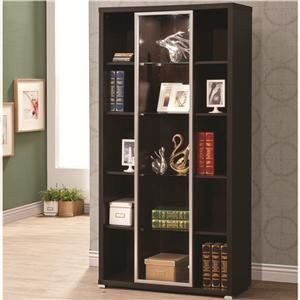 Coaster Accent Cabinets Display Cabinet