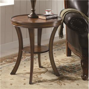 Coaster Accent Tables Parquet Accent Table