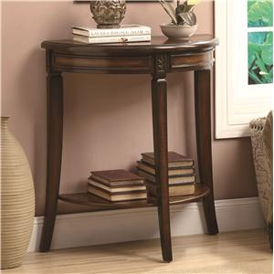 Coaster Accent Tables Entry Table
