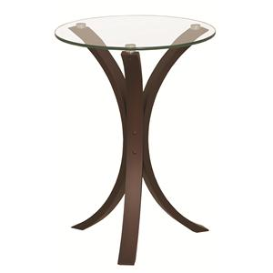 Coaster Accent Tables Snack Table