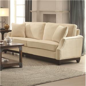 Coaster Acklin Sofa