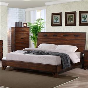Coaster Avalon King Bed