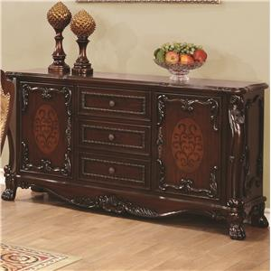 sideboards servers - Dining Room Server Furniture