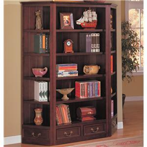 Coaster Bookcases Bookcase and Corners
