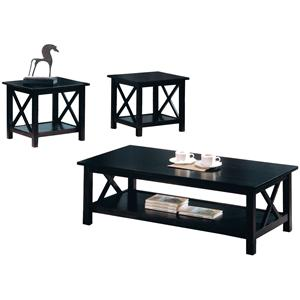 Coaster Briarcliff 3 Piece Table Set