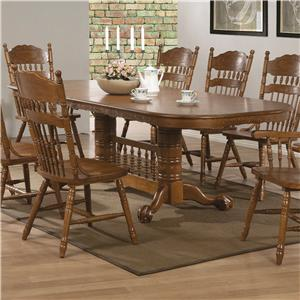 Coaster Brooks Dining Table