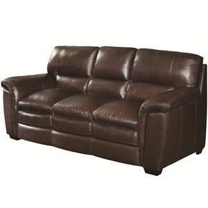 Coaster Burton Transitional Sofa