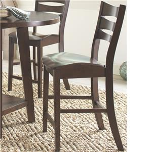 Coaster Byron Counter Height Dining Side Chair
