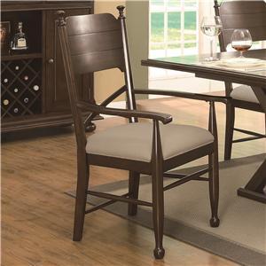 Coaster Camilla Arm Chair