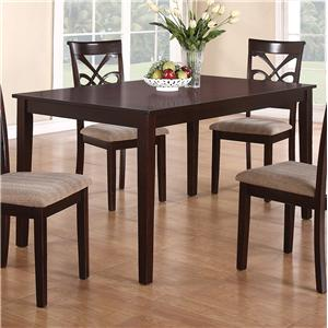 Coaster Cara Dining Table
