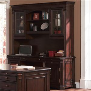 Coaster Cherry Valley Credenza and Hutch