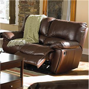 Coaster Clifford Dual Reclining Love Seat