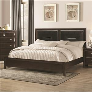 Coaster Cloverdale Queen Size Bed