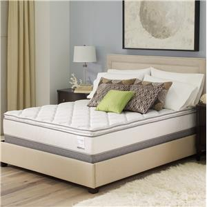 Coaster Crystal Cove Mattresses Queen Mattress and Foundation