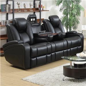 Coaster Delange Power Sofa