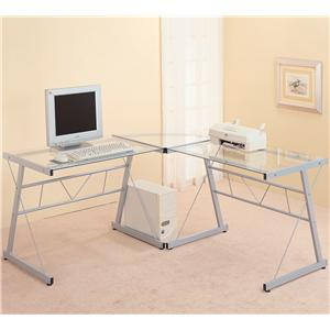 Coaster Desks L Shape Desk
