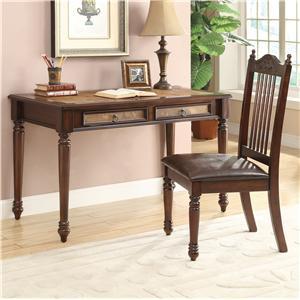 Coaster Desks Desk & Chair Set