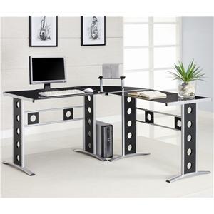 Coaster Desks L Shape Desk