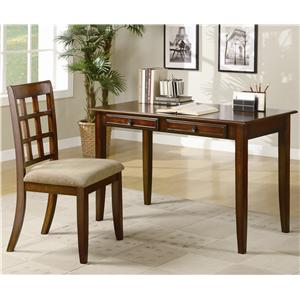 Coaster Desks 2 Piece Desk Set